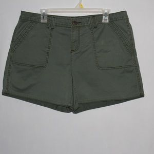 #0053       MAURICES WOMEN SHORTS
